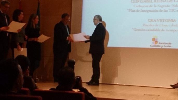 Colegio San Juan Bosco Premio mejor iniciativa de Calidad (6)