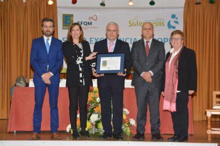 Colegio San Juan Bosco Sello Excelencia Europea EFQM 500+ (1)