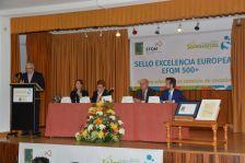 Colegio San Juan Bosco Sello Excelencia Europea EFQM 500+ (4)