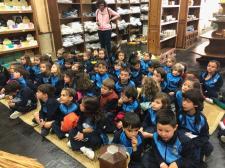 Colegio San Juan Bosco Visita Museo Miel Arapiles (4)