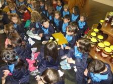 Colegio San Juan Bosco Visita Museo Miel Arapiles (5)