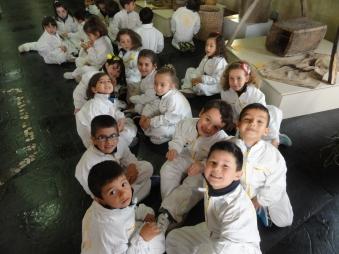Colegio San Juan Bosco Visita Museo Miel Arapiles (7)